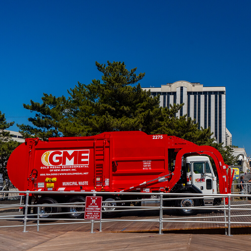 Learn more about GME sustainability efforts.